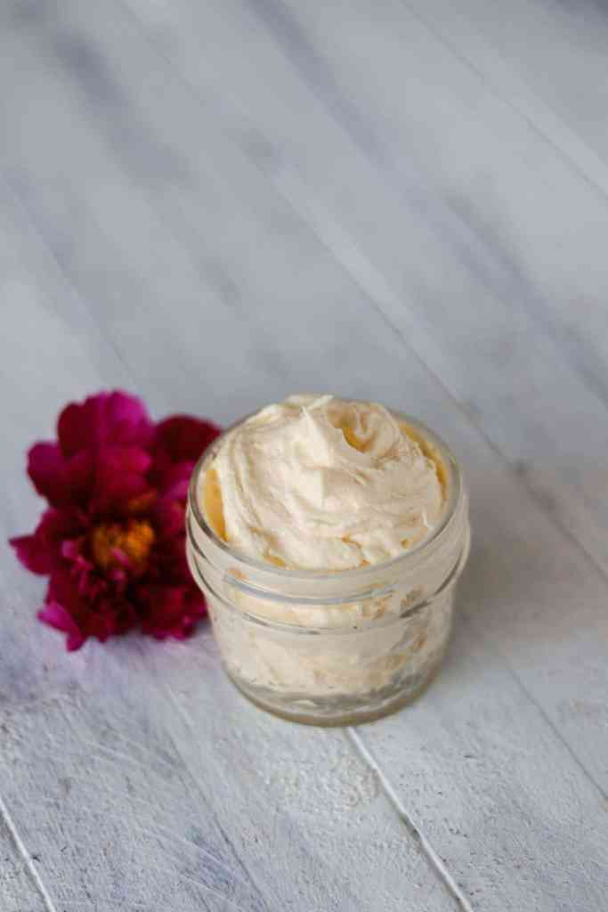 DIY face moisturizer tallow face cream