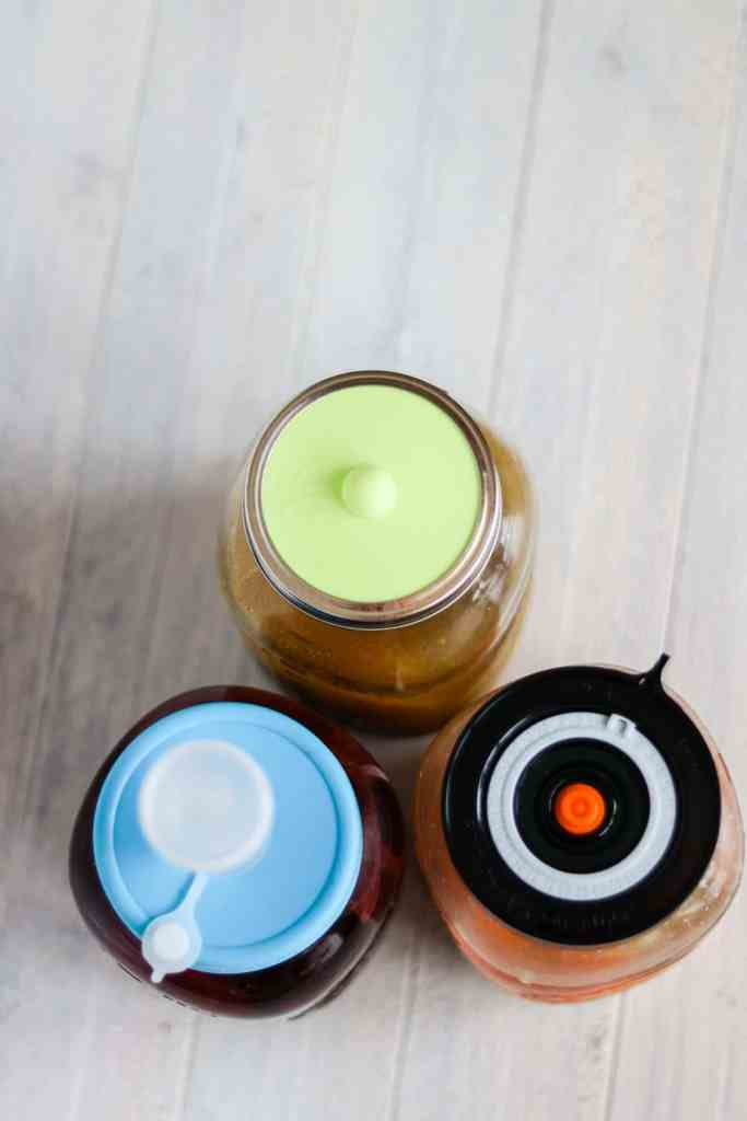 How to choose a fermentation lid