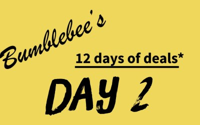 Day 2 of 12 Days of Deals