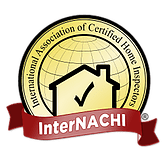 InterNACHI Certified Professional Inspector Seal
