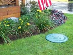 Easy Septic Tank Access