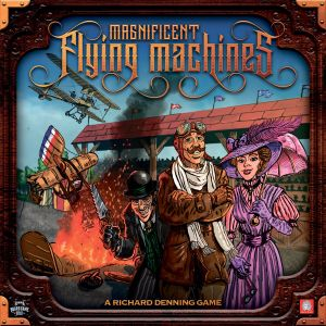 magnificent flying machines medusa games