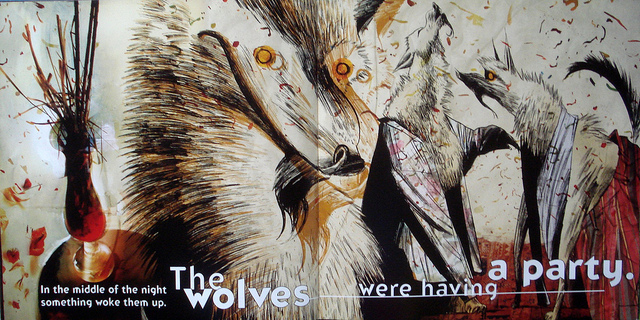 wolvesinthewalls