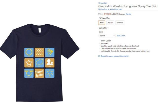 winston shirt