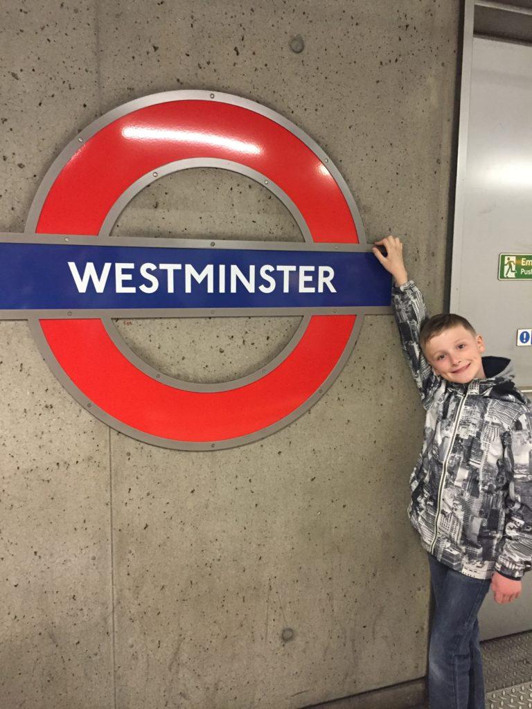 Westminster-Tube-Station