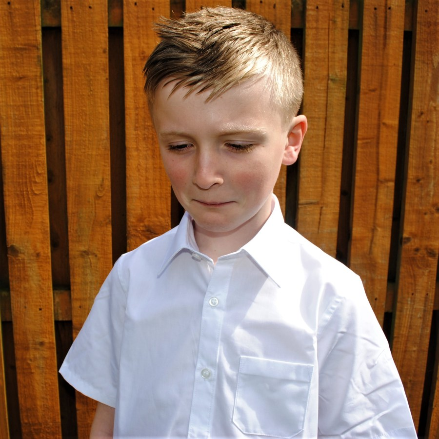 M&S-boys-white-short-sleeved-school-shirt
