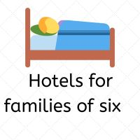 Hotels in Ireland for Families of Six