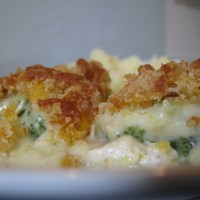 Very Easy Chicken and Broccoli Bake