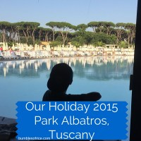 Our Family Holiday 2015 Report: Park Albatros, Tuscany.