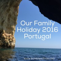 Our Family Holiday 2016: Praia da Rocha, Portugal (Part 1)