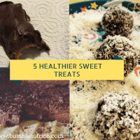 5 Healthy Treat Recipes to Satisfy your Sweet Tooth