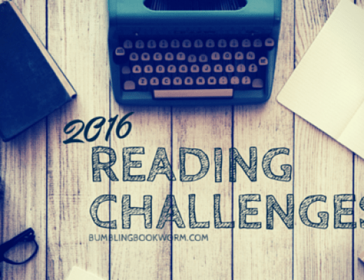 2016 Reading Challenges ~ Sign Up Post!