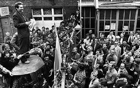 Revolusi Buruh di Polandia 02 Orasi Buruh