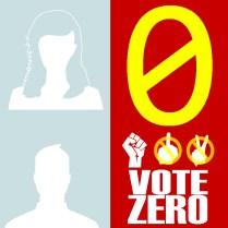 0 Vote zero