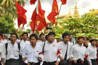 Mahasiswa Burma 13