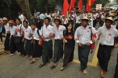 Mahasiswa Burma 14