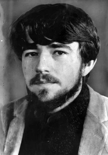 John Percy in 1968