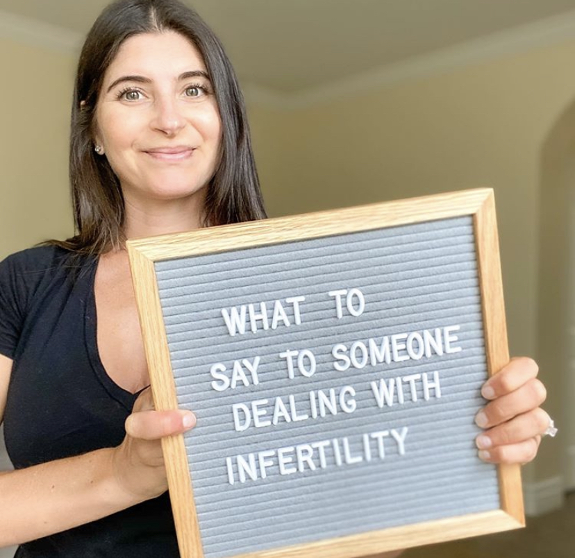 What To Say To Someone Dealing With Infertility