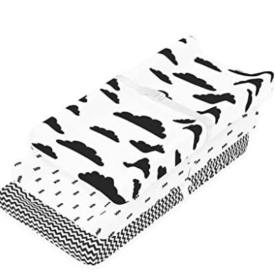 b+w changing table covers