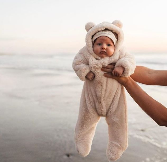 Winter Skin Care for Babies + Toddlers