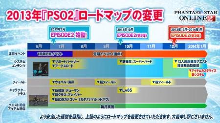 PSO2 Calendar Change