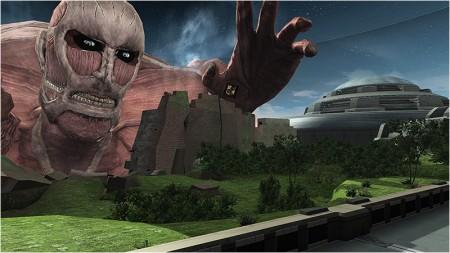 Attack on Titan Scenery Pass