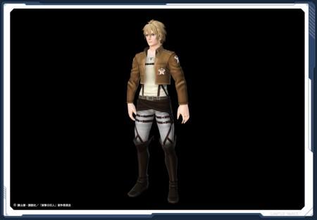 Corps Uniform M