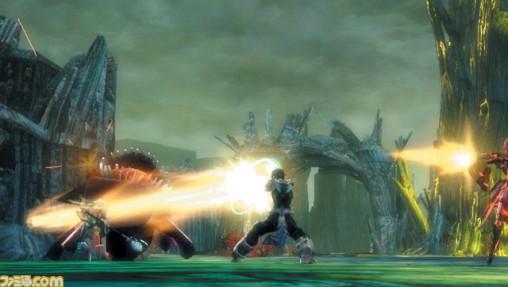 Phantasy Star Nova battle 3