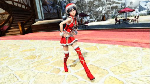 メルティクリスマス[Ou・Ba・In] Melty Christmas