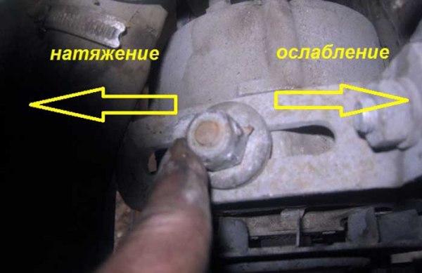 Замена цепи ГРМ ВАЗ 2106: установка по меткам, инструкции ...