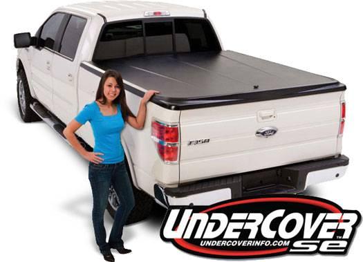 Undercover Uc3026 Se Textured Tonneau Cover Dodge Ram 6 5