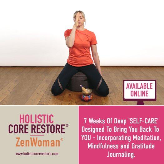 Holistic Core Restore®ZenWoman®