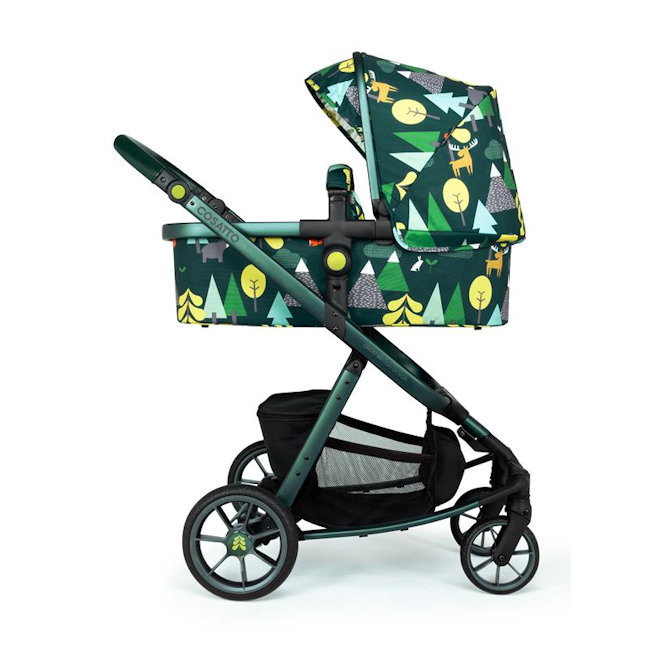 Raincover Compatible with Cosatto Giggle Carrycot