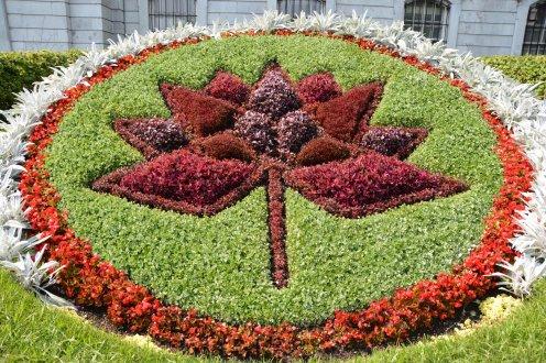 Das Logo von 150 Jahre Kanada