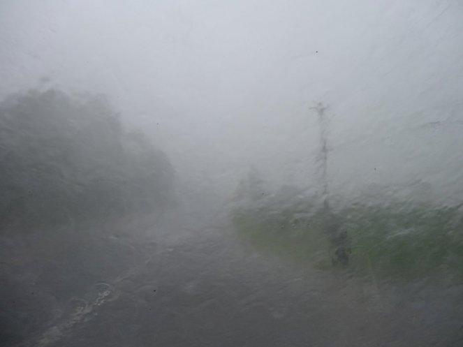 Sturzregen