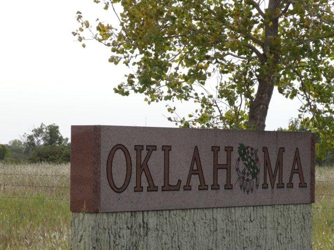 Endlich da: Oklahoma