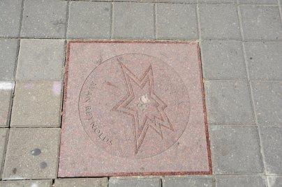 Der eher unbeachtete Walk of Fame