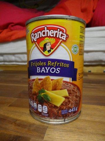 Wir lernen Spanisch: Frijoles heißt Bohnen und nicht Hackfleisch