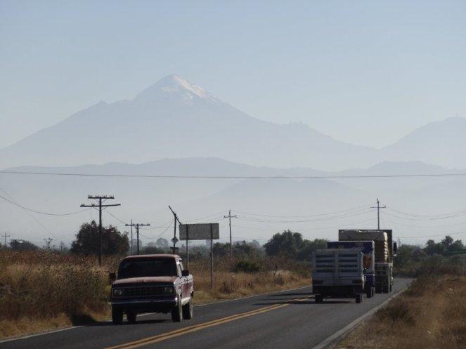 Pico de Orizaba - höchster Berg Mexikos