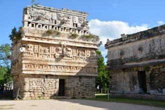 Das Nonnenhaus - die spanischen Namensgeber hatten anscheinend eine blühende Fantasie