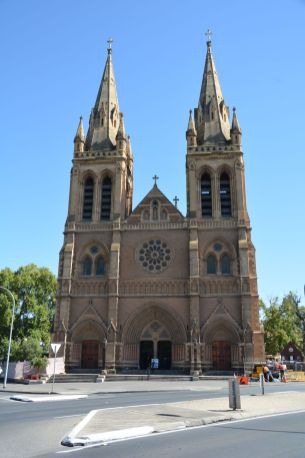 Kathedrale in Adelaide