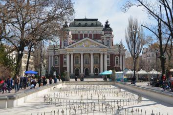 Das Theater im Stadtpark