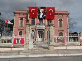 Atatürk ist auch heute noch present
