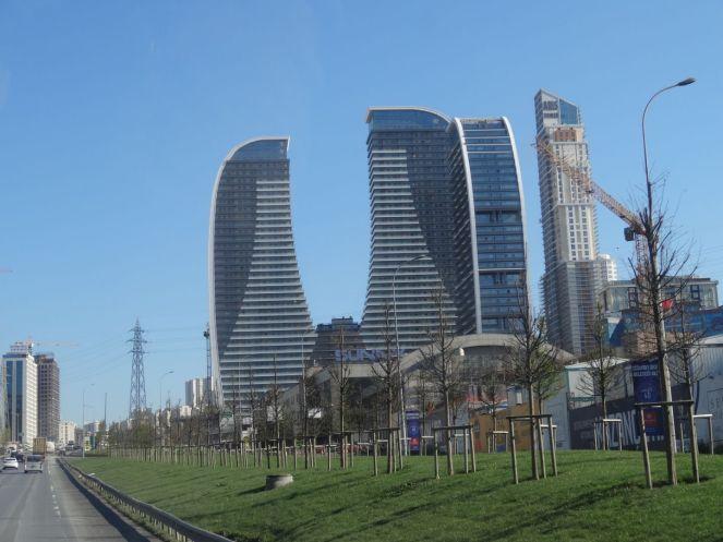 Istanbul wächst weiter über die Stadtgrenzen hinaus