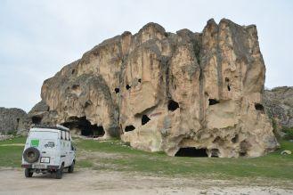 Ein vernetztes Höhlensystem