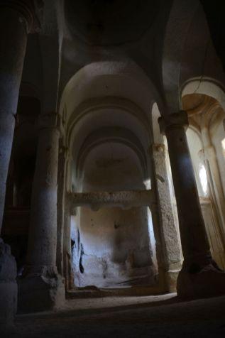 erstaunliches Innere der Kirche