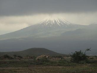 der kleine Ararat, 3925m