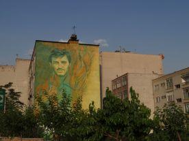 Der junge Mahmud Ahmadineschād - 6. Präsident des Landes