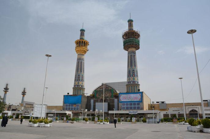 Mausoleum des 8. Imam