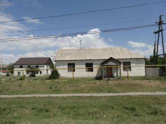 Einfache Wohnhäuser